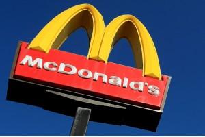 麦当劳开始外卖日常杂货品种