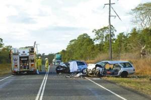 在澳洲开车时忽然撞车 如何定夺事故现场