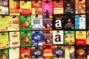 在澳洲超市可以买到哪些商家的Gift Cards?