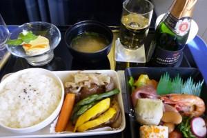 全球19家航空公司飞机餐大PK 堪比米其林大赛