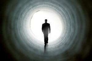 人在死亡前最后见到什么?
