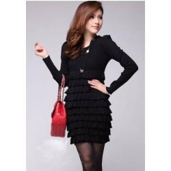 黑色裙子-1839