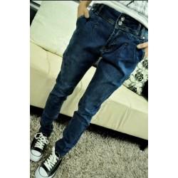 韩版牛仔裤-930
