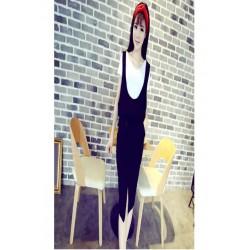 新款韩版两件套连衣裙-1033